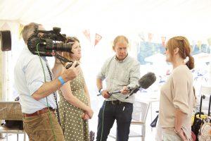 iQ Media Video Crew with Sony FS7 Camera