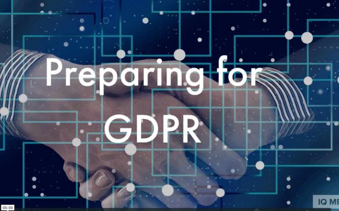 Are you ready for GDPR and how do you ensure your website is compliant?